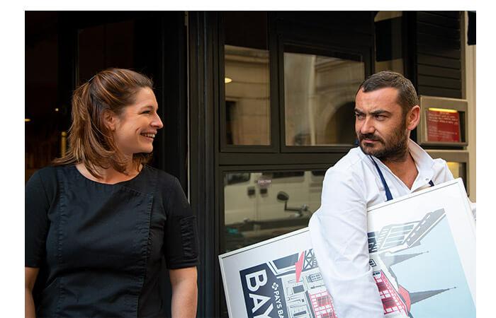 Confinement : nous initions la vente à emporter à Paris et Bayonne