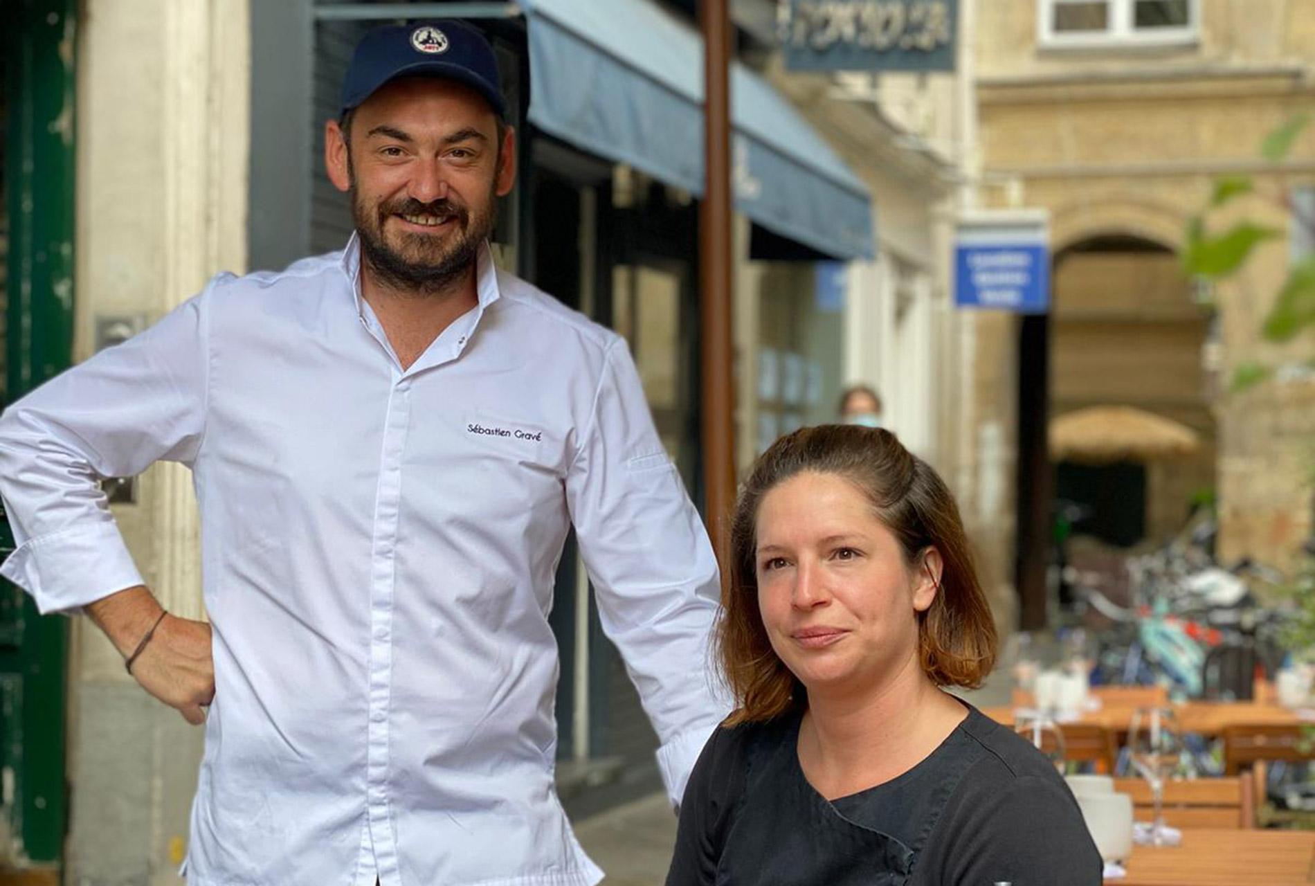 Après le covid, les restaurants ré-ouvrent…